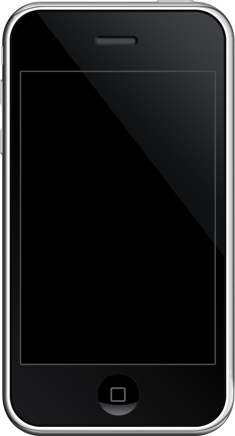 IPhone_PSD_White_3G