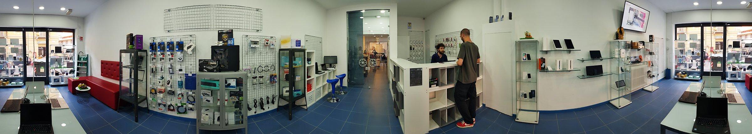 laboratorio di riparazione e assistenza computer e smartphone a Torino - Via San Paolo UnitechLab