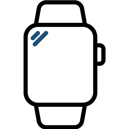 riparazioni-apple-watch-riflesso-blu-unitech-lab-torino
